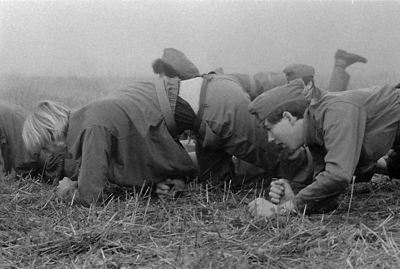 Vormilitärische Ausbildung in der DDR 1984